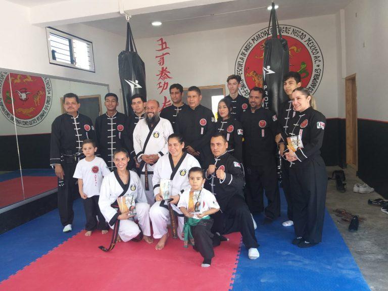 Inauguración Escuela Tigre Negro Navolato